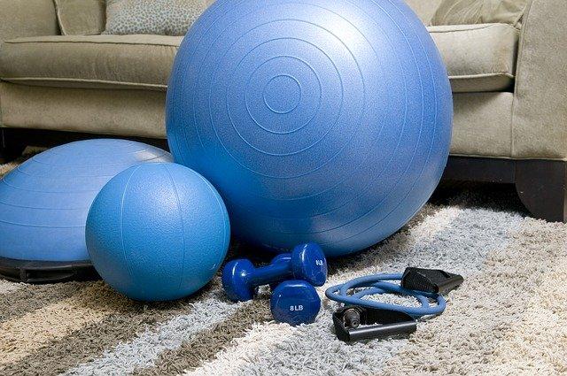 plan treningowy w domu